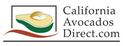 logo for California Avocados Direct