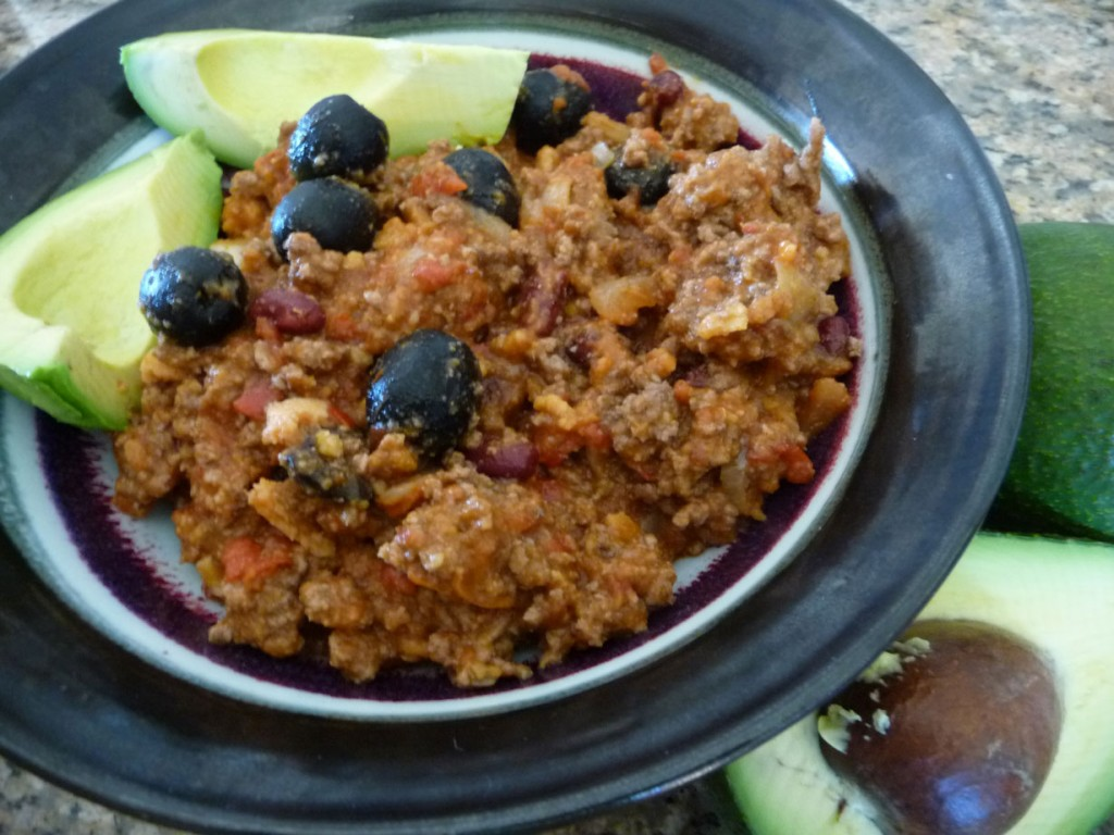 Holtz Tamale Pie featuring Lindsay California Pitted Ripe Olives