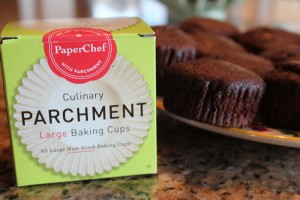 parchment baking cups 