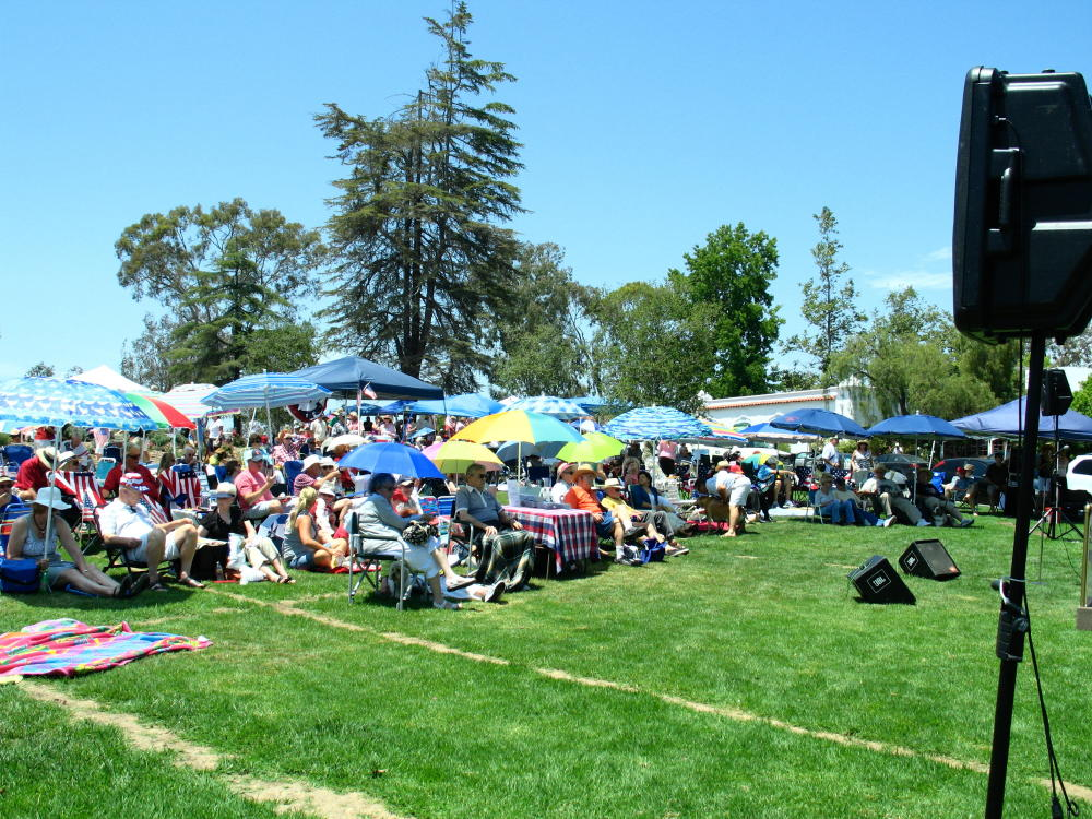 Rancho Santa Fe July 4th concert