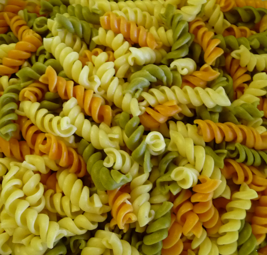 rotini pasta
