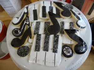 music cookies