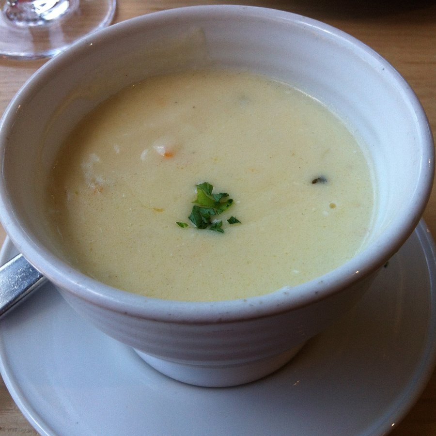 Vermont Cheddar Soup