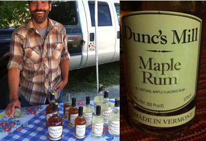 Dunc's Mill artisan rum