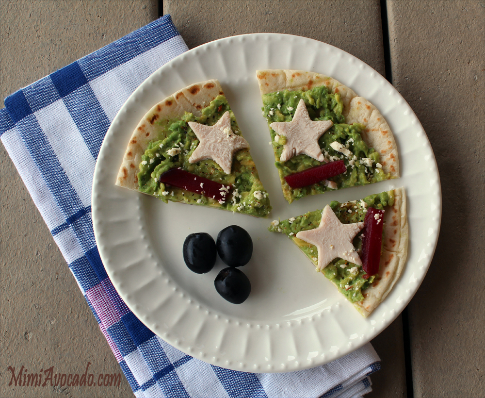 California Pizza Kitchen Avocado Appetizer